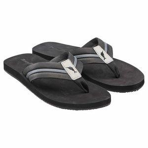 Tommy Bahama Mens Taheeti Sandals Flip Flops NEW